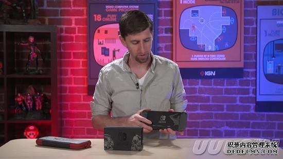 耐玩的页游 Switch同捆版开箱 刷大秘境有双倍快乐