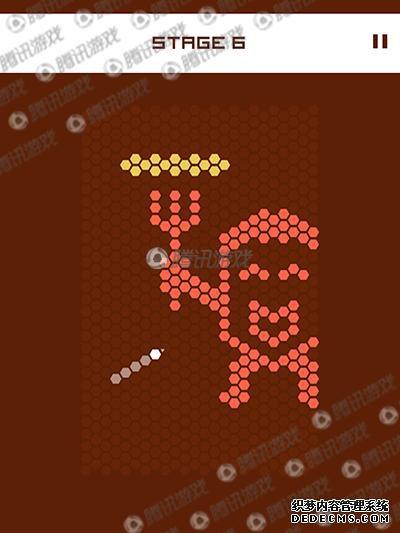 《海克斯贪吃蛇》评测:六边形玩法真不错!
