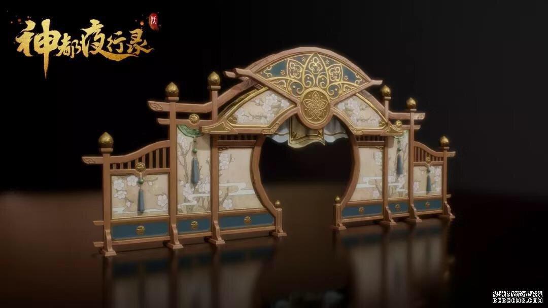 家园玩法全面升级 《稀有网页游戏》新家具设计稿曝光!