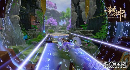 奇幻位面开启传奇页游《封神之天启》带你领略仙境奥秘!