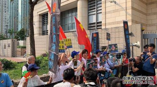 """香港非法""""占中""""案宣判,""""占中九丑""""全部有罪"""