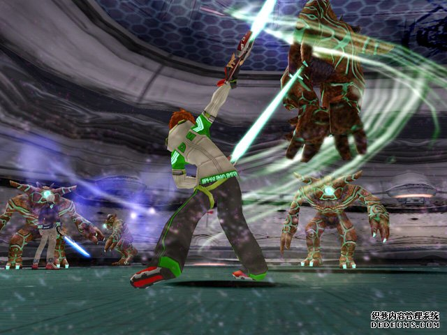 PS2《梦幻之星 宇宙》发售日正式公布
