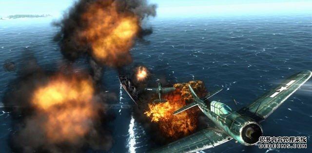 空中冲突:太平洋航母完整中文版截图4
