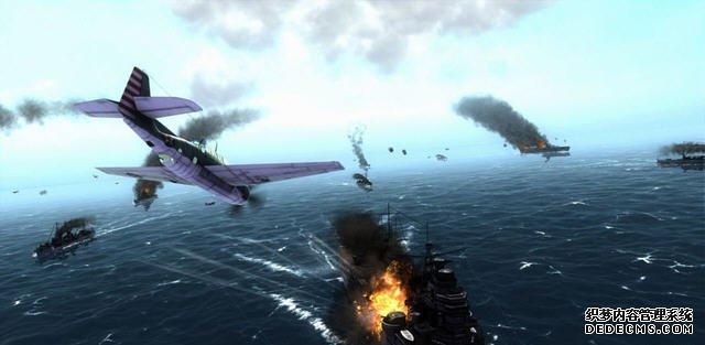 空中冲突:太平洋航母完整中文版截图3