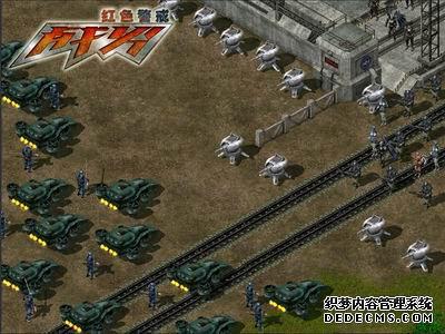 《最新网页游戏公益服》坦克团rush盟军小钢炮