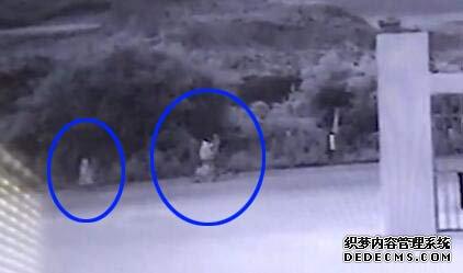 杭州女童失联前最后监控视频曝光:3人进去2人出来