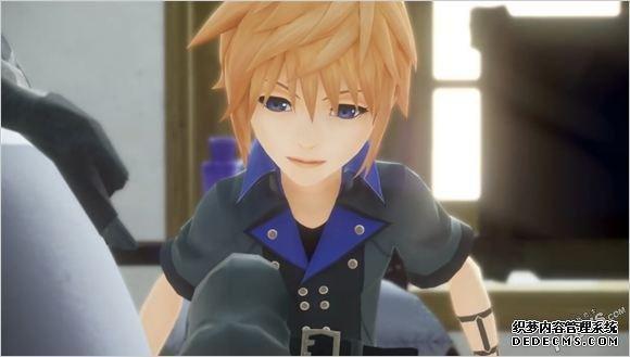 风格迥异 《最终幻想世界》完整开场动画公布