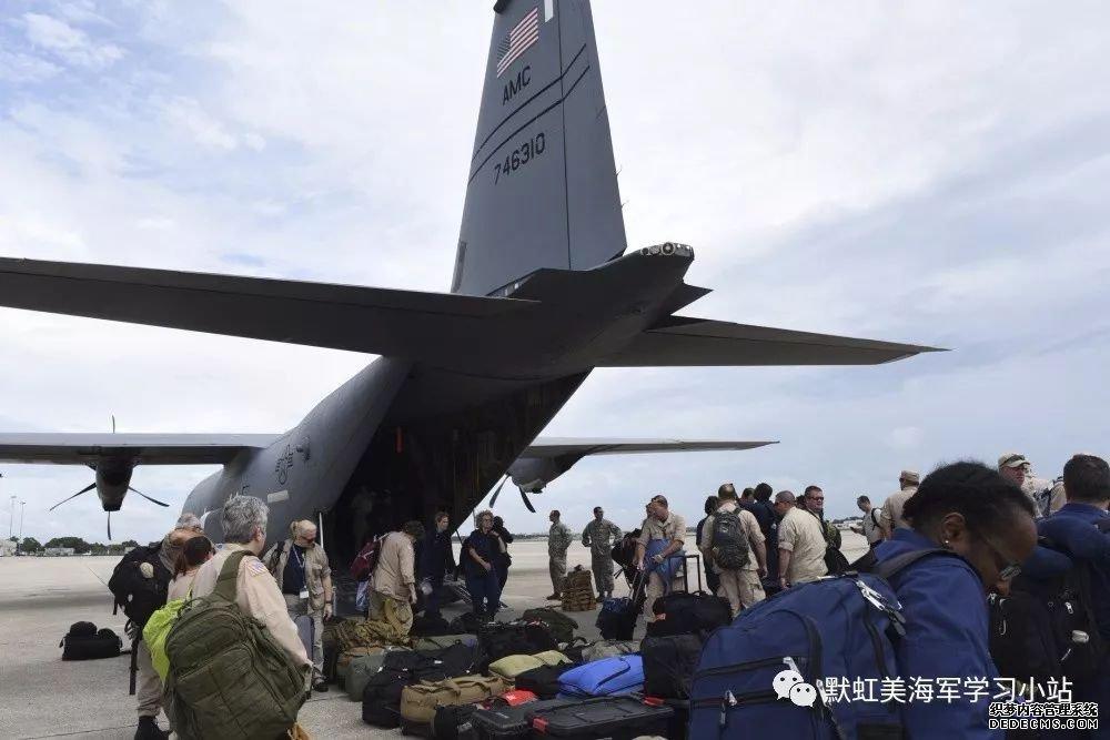 不感人,但很强大网页游戏公益服:从加勒比飓风看美军救灾能力