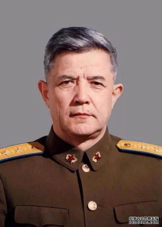 徐勇凌:记忆中我与林虎将军的四次会面