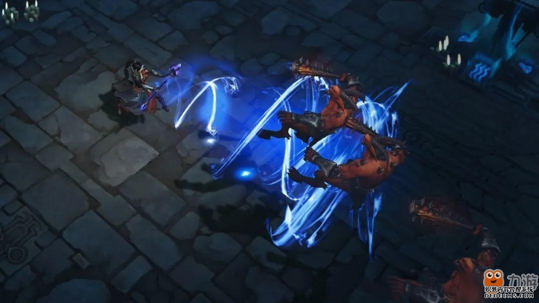 炸裂!暴雪将推出首款《暗黑破坏神》手游,,War3重制版也要来了
