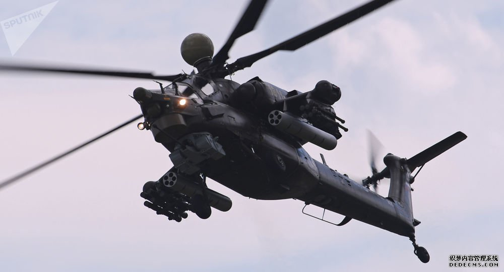 俄军今年将获得两款新型直升机 运输和打击齐备