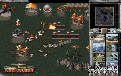 《红警95》三大战术经典引燃《战火》