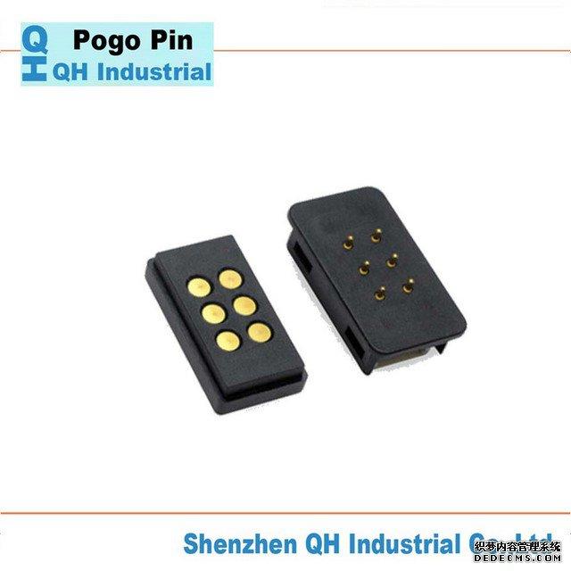 表带充电线弹簧针自动化贴片pogopin顶针