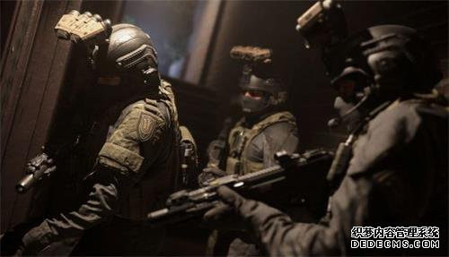 Activision是现代战争等游戏的发行商 并非具有许多政治见解的平台