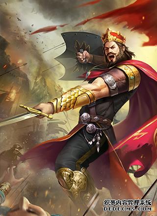 三国网页游戏A级英雄君士坦丁大帝有什么用 君士坦丁大帝英雄效果介绍