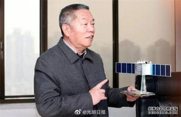 """""""页游变态一号""""卫星总设计师孟执中院士逝世,享年84岁"""