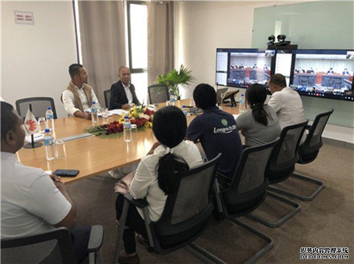 马达加斯加专家参加中国同页游公益服非洲国家新冠肺炎疫情防控专家视频会议